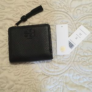 Auth Tory Burch Taylor Mini Wallet